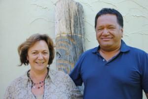 Maurice and Heather Manawatu.
