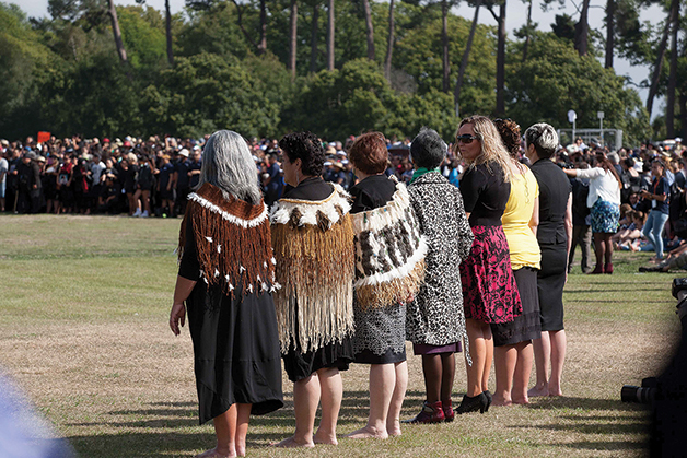 Ngā Kaikaranga