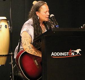 Sheree Waitoa.