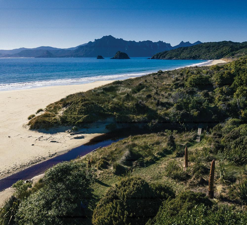 West Coast South Island Iwi