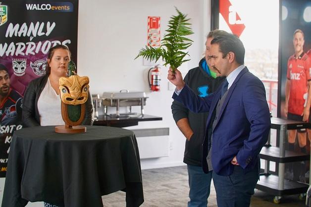 Te Tanga The Broadhurst Shelford Trophy Unveiled