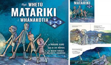 Aukaha <br> The Stolen Stars of Matariki