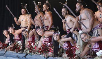 A Haka-minded Whānau
