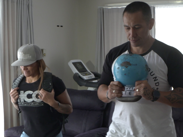 COVID-19 pushes Māori gym owners into digital age